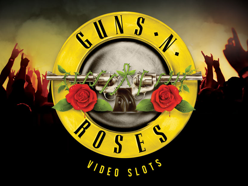 GUNS N' ROSES LIVE IN BETMOTION!